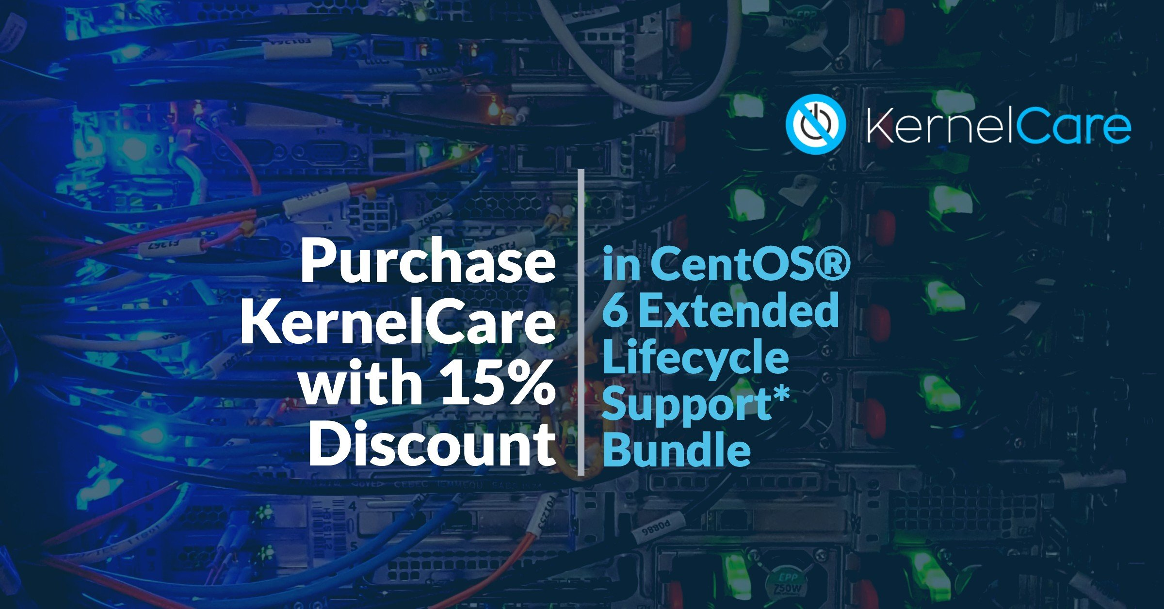 Purchase KernelCare with 15% Discount in CentOS® 6 Extended Lifecycle Support_ Bundle