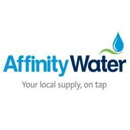 affinity water logo